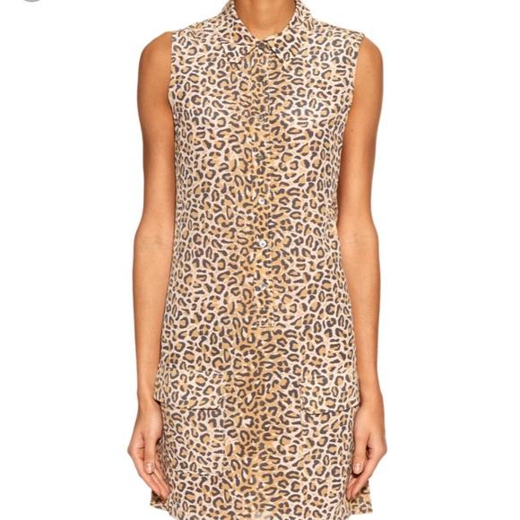 2b231c817fdb Equipment Dresses   Lucida Leopardprint Silk Dress   Poshmark